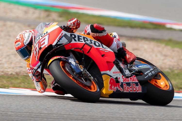 Marc Márquez ha conquistado el GP de la República Checa tras dominar la carrera de principio a fin.