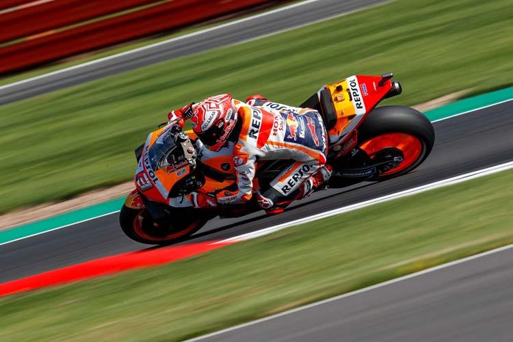 Marc Márquez ha alcanzado su sexagésima pole en MotoGP. Con 120 Grandes Premios disputados, logra una pole cada dos carreras.