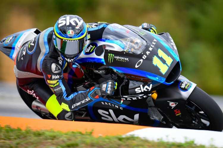 Nicolo Bulega - Moto2 Brno 2019