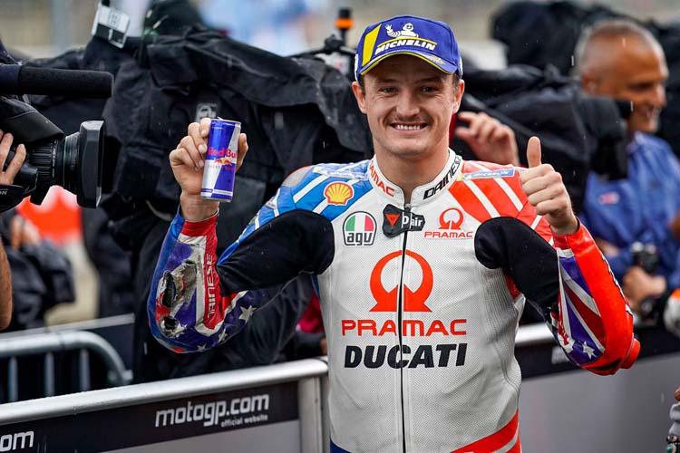 Jack Miller y Ducati seguirán juntos en la temporada 2020 de MotoGP. El australiano pilotará una de las dos Desmosedici GP20 del Pramac Racing.
