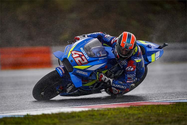 Álex Rins se quedó a las puertas del podio en el GP de la República Checa, por lo que buscará sacarse la espinita en Austria.