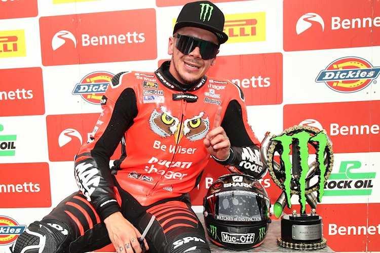 Scott Redding será el sustituto de Alvaro Bautista en Ducati