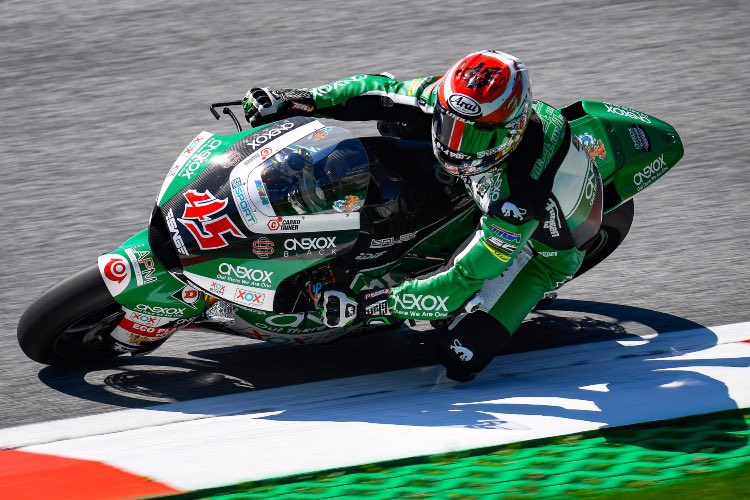 Tetsuta Nagashima consigue la pole en Austria | Moto2 2019 © MotoGP.com