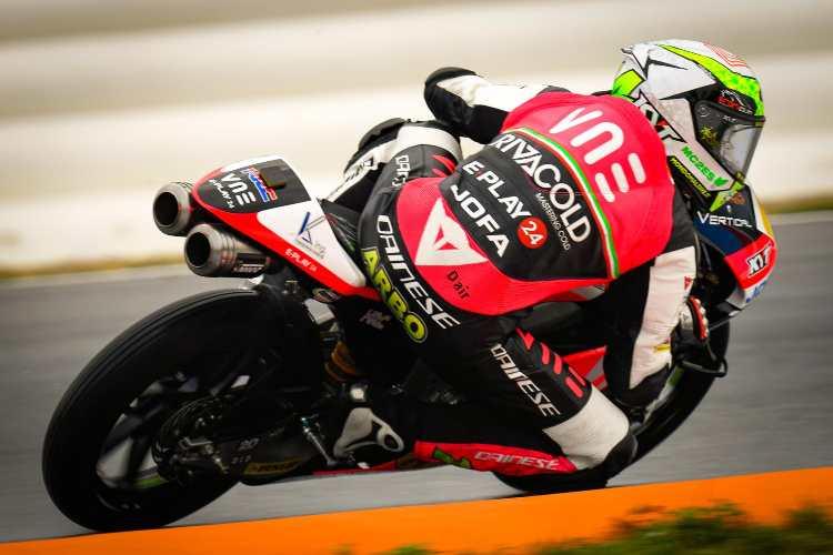 Tony Arbolino - Moto3 2019 Brno