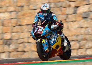 Álex Márquez consigue la pole en Aragón | Moto2 2019