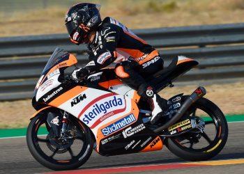Arón Canet - Moto3 Aragón 2019