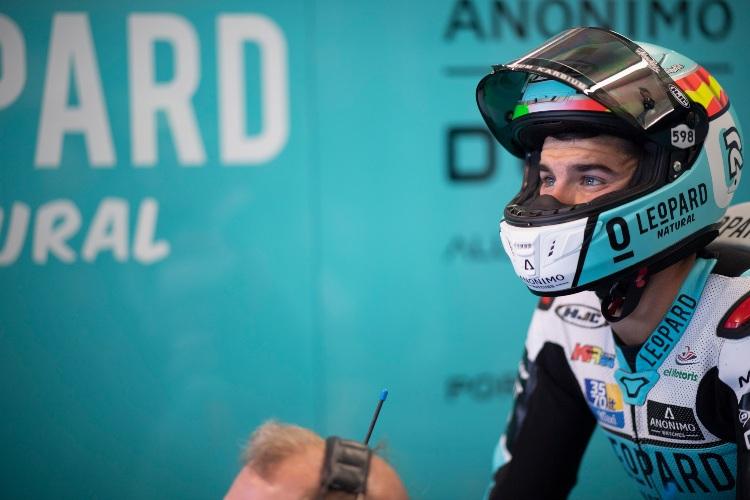 """Entrevista a Marcos Ramírez: """"Jerez es único entre los cuatro circuitos españoles"""""""