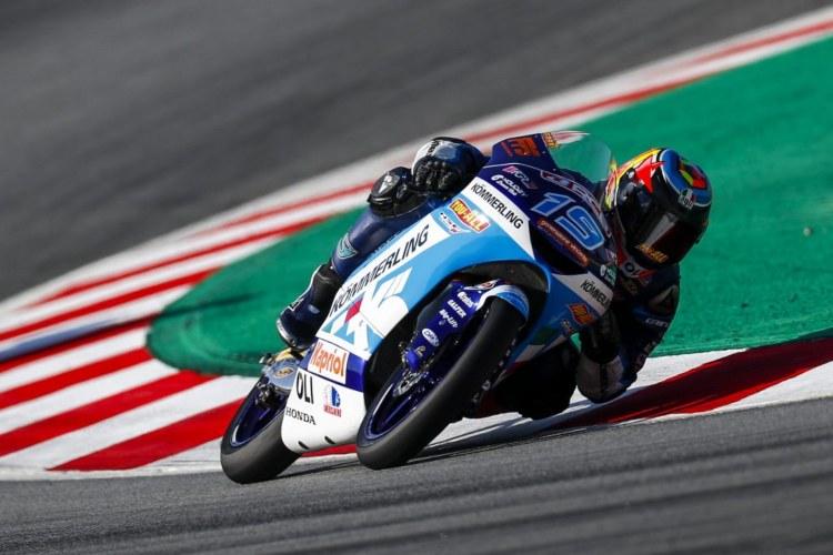 Gabriel Rodrigo - Moto3 2019