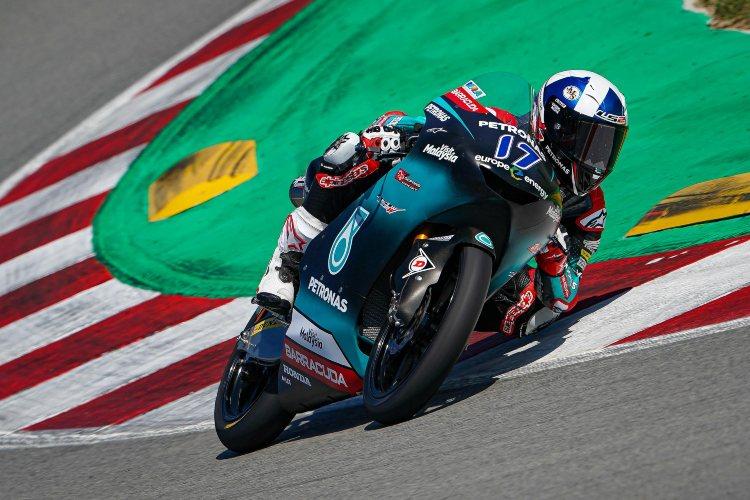 John McPhee - Moto3 2019