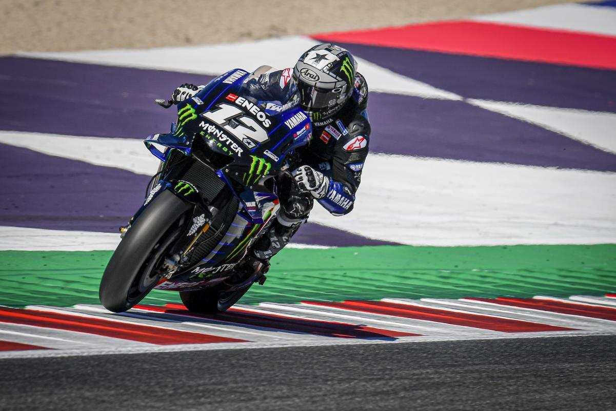 Pole de MotoGP en Misano para Maverick Viñales