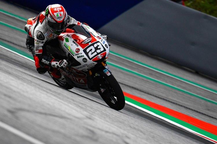 Niccolo Antonelli - Moto3 2019
