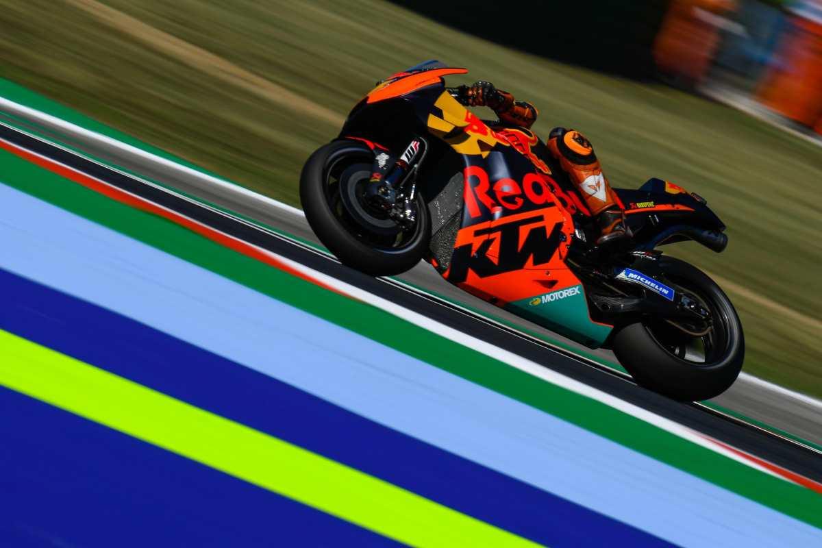 Pol Espargaro finaliza segundo en parrilla de cara a la carrera del Gran Premio de MotoGP de San Marino