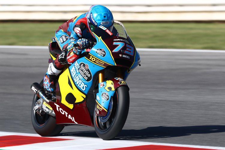 Álex Márquez | Moto2 Misano 2019