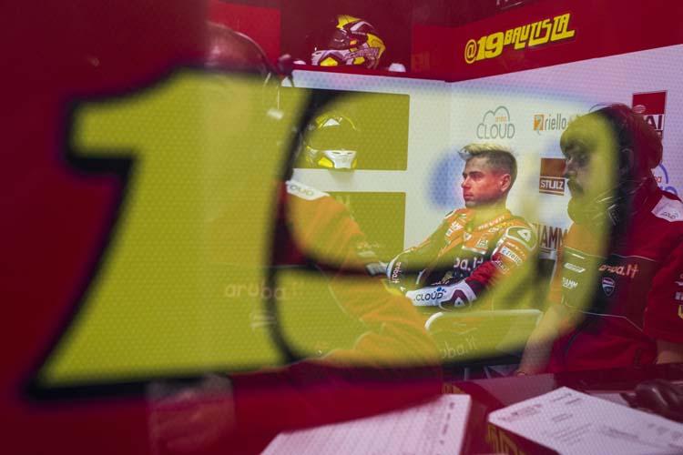Álvaro Bautista ha sumado quince victorias, diez de ellas consecutivas, en sus treinta primeras carreras en el World SBK.