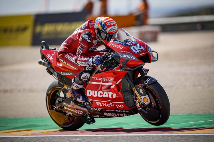 Andrea Dovizioso - MotoGP 2019