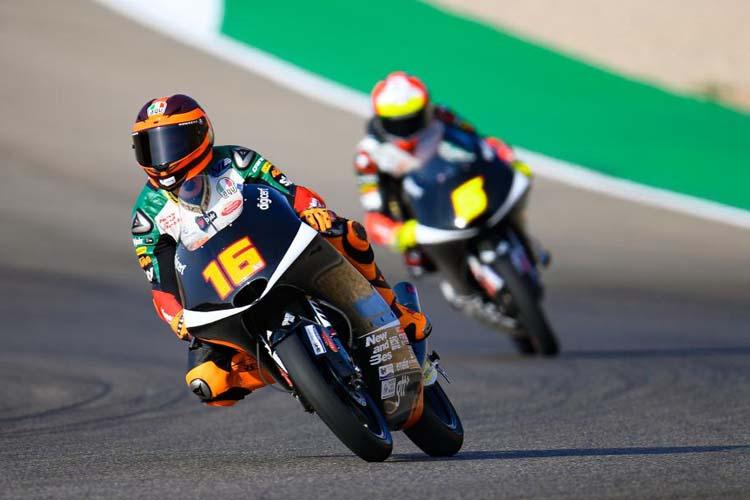 El equipo WWR ha colocado a sus dos pilotos (Migno y Masià) entre los cinco primeros del viernes