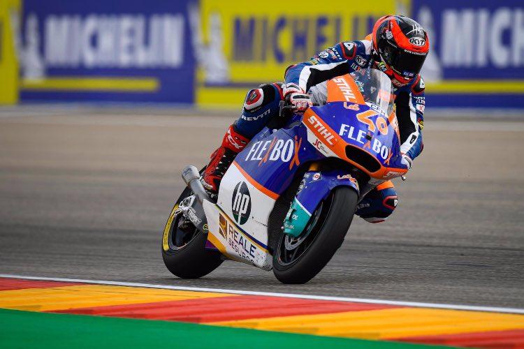 Augusto Fernández | Moto2 Aragón 2019 © MotoGP.com
