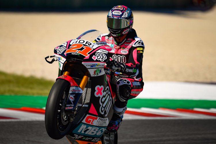 Fabio Di Giannantonio | Moto2 Misano 2019 © MotoGP.com