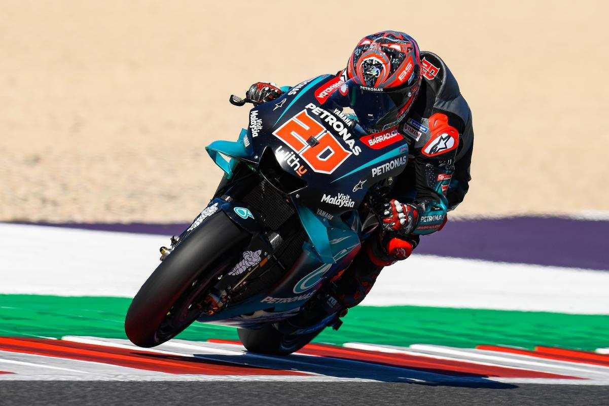 Fabio Quartararo - MotoGP Misano 2019
