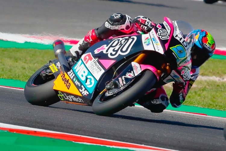 Jorge Navarro | Moto2 2019