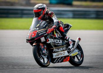 Albert Arenas - Moto3 Tailandia 2019
