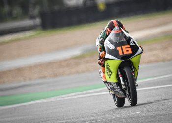 Andrea Migno - Moto3 Tailandia 2019