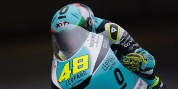 Lorenzo Dalla Porta es el nuevo campeón del mundo de Moto3