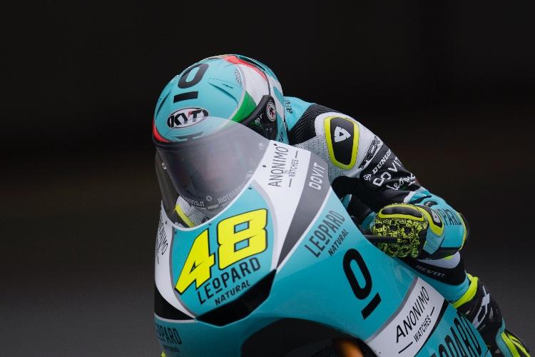 Lorenzo Dalla Porta, nuevo campeón del mundo de Moto3