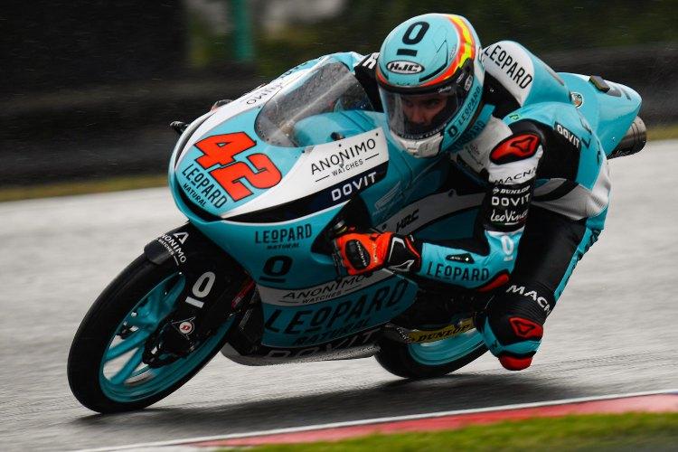 Marcos Ramirez - Moto3 2019