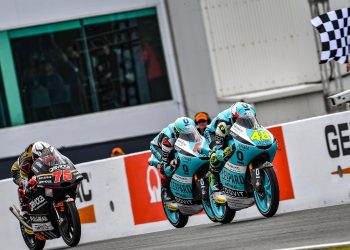 Lorenzo Dalla Porta se proclamó campeón consiguiendo la victoria en Australia