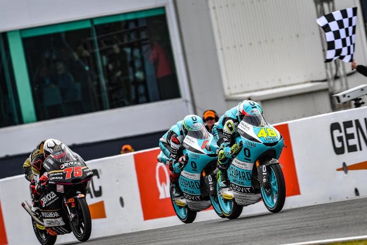 Lorenzo Dalla Porta se proclamó campeón consiguiendo la victoria en Australia| Motogp.com