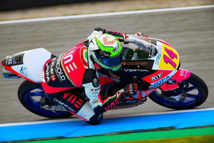 Tony Arbolino - Moto3 2019