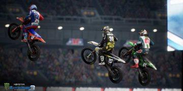 Videojuego Supercross 2020
