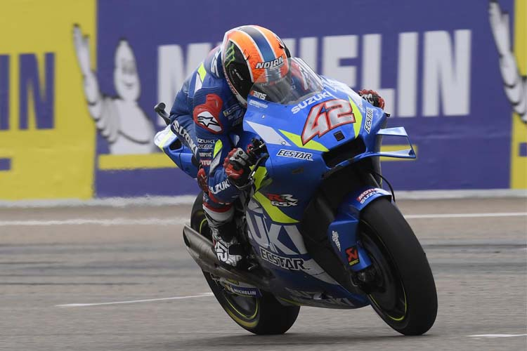 Alex Rins - MotoGP 2019