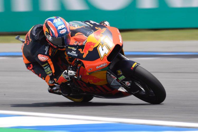 Brad Binder | Moto2 Tailandia 2019
