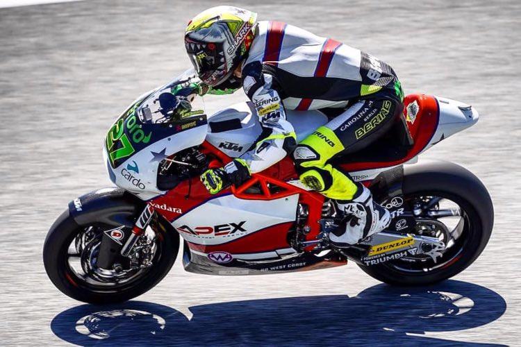 Iker Lecuona | Moto2 Tailandia 2019