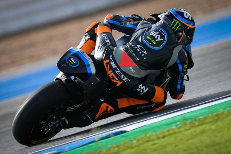 Luca Marini - Moto3 Tailandia 2019