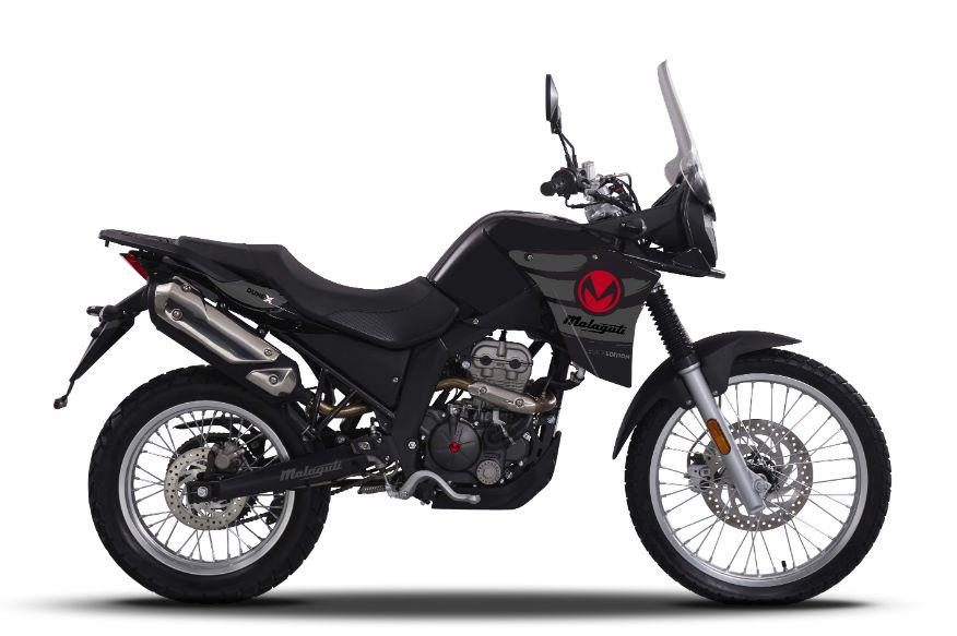 Malaguti DUNE125 X Black Edition