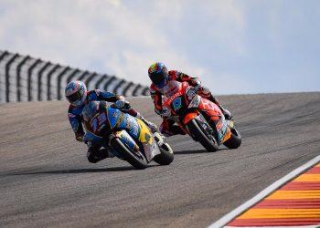 Álex Márquez y Jorge Navarro | Moto2 2019 © MotoGP.com