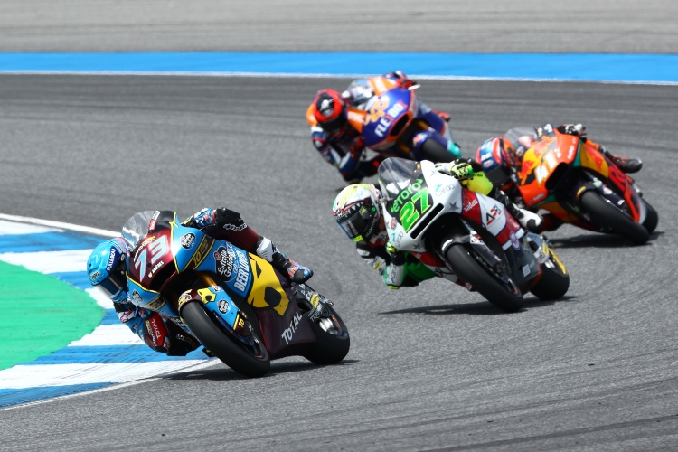 Gran Premio de Moto2 de Japón