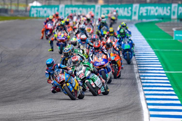 Moto2 Tailandia 2019