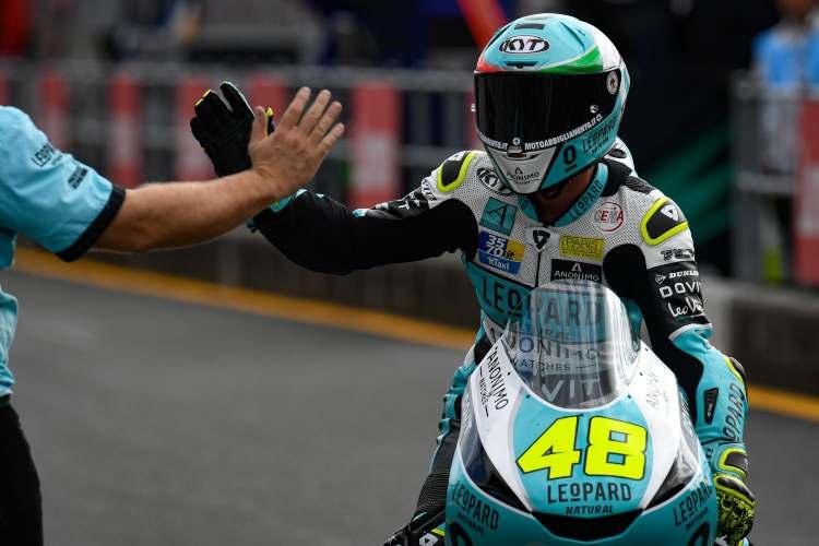 Moto3 Japón 2019 - Lorenzo Dalla Porta vence y se acerca al título