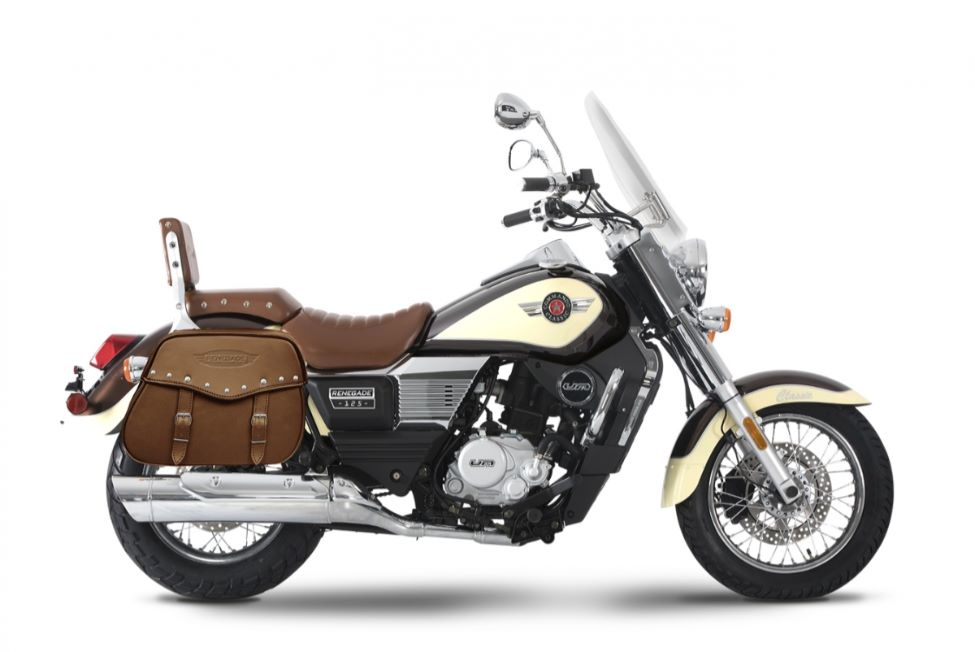 UM Motorcycles Renegade Commando Classic