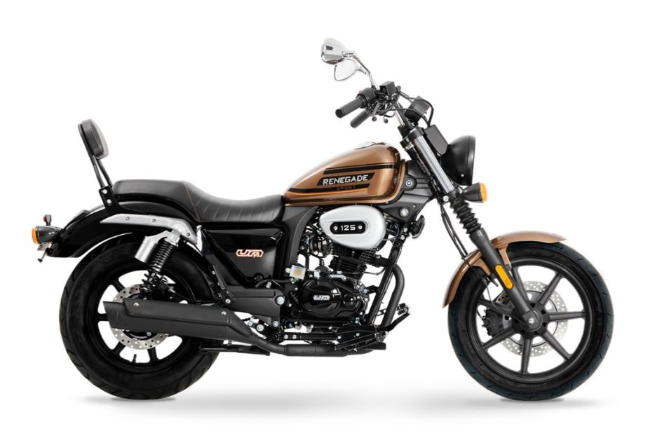 UM Motorcycles Renegade Sport