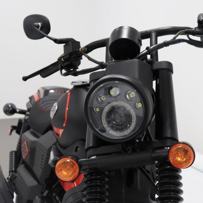 UM Motorcycles Renegade Vegas