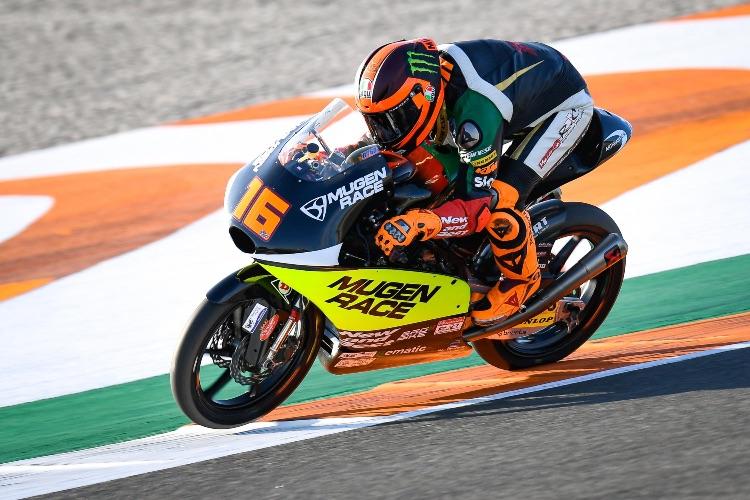 Andrea Migno ha conseguido su primera 'pole' en su GP número 100| ©Motogp.com