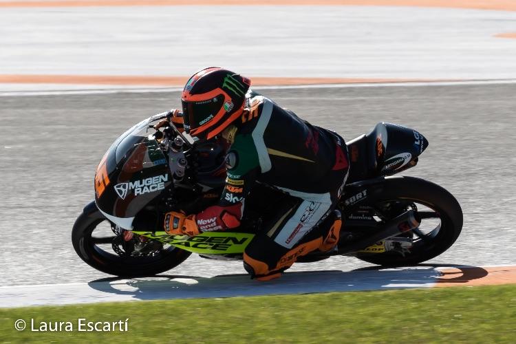 Andrea Migno - Moto3 Valencia 2019