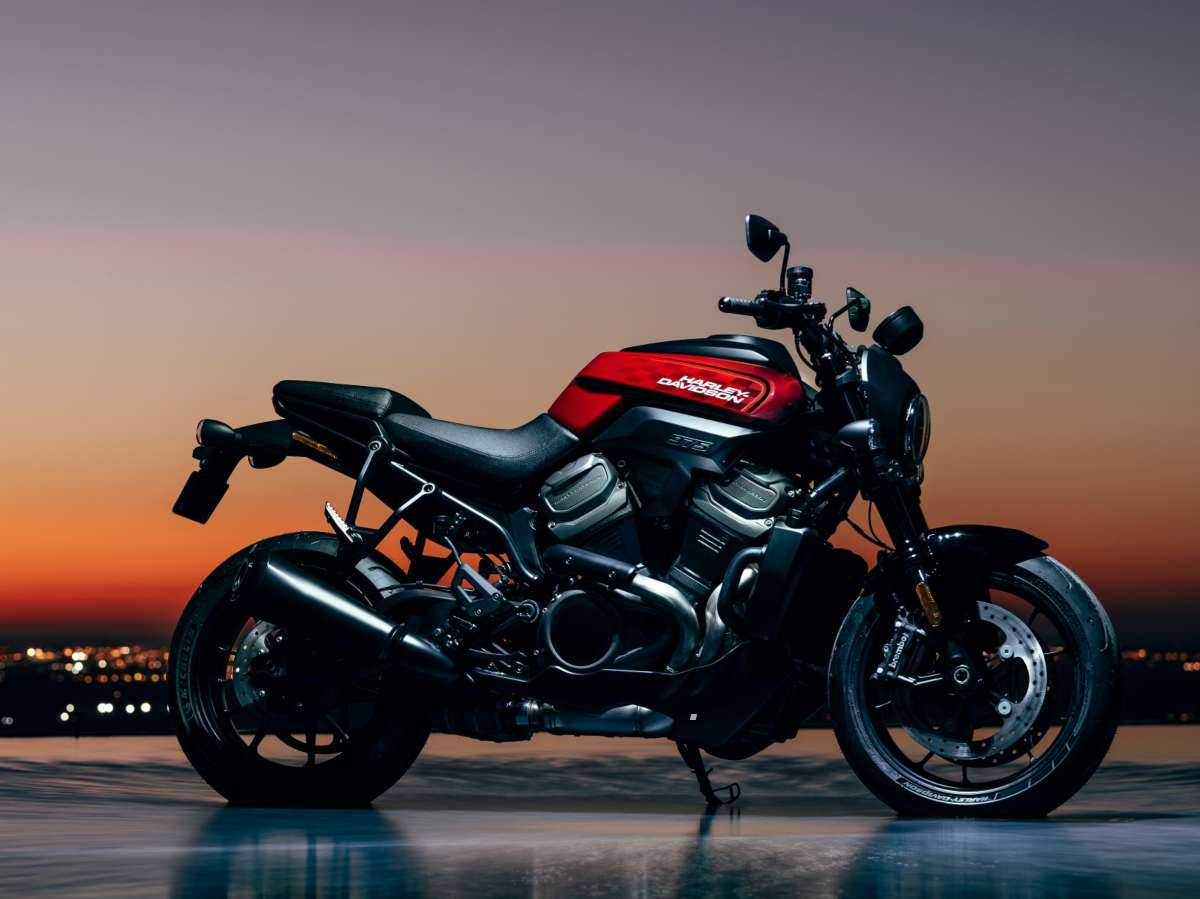 Harley-Davidson Bronx 975 2020