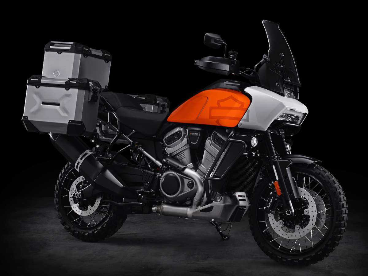 Harley-Davidson Pan America 2020