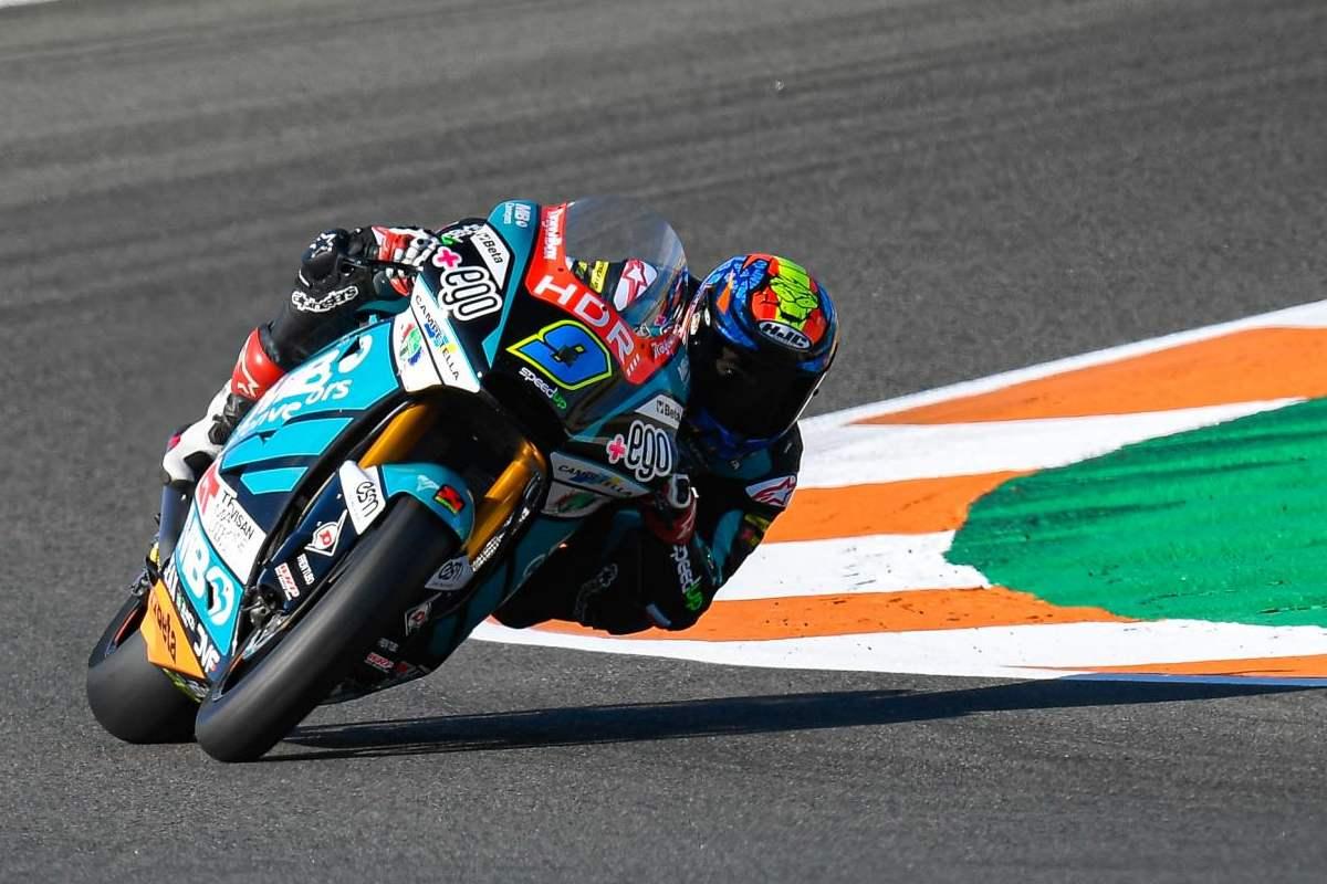 Jorge Navarro - Moto2 Valencia 2019